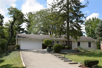 Vandalia Single Family Home Active/Pending: 1207 Dixie Drive