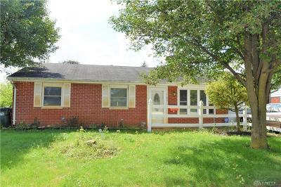Troy Single Family Home For Sale: 1066 Mystic Lane