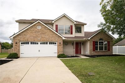Englewood Single Family Home Active/Pending: 996 Meadow Thrush Drive