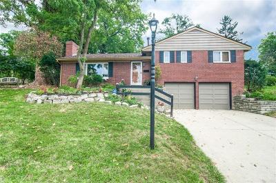 Dayton Single Family Home For Sale: 4210 Lotz Road