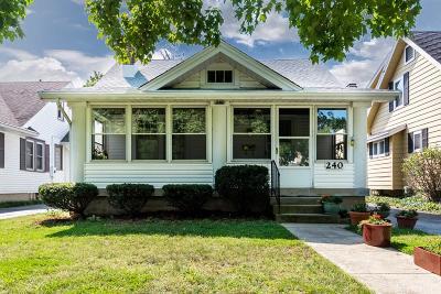 Oakwood Single Family Home For Sale: 240 Peach Orchard Avenue