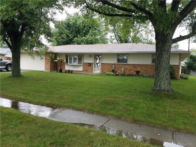 Englewood Single Family Home For Sale: 6648 Templehurst Pl