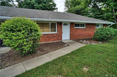 Centerville Single Family Home For Sale: 110 Spring Valley Pike