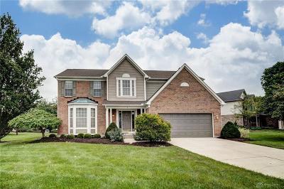 Springboro Single Family Home Active/Pending: 5 Chase Court