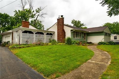 Englewood Single Family Home For Sale: 214 Wolf Avenue
