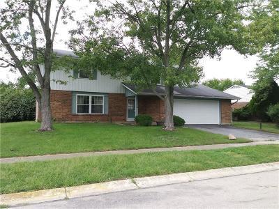 Dayton Single Family Home For Sale: 5121 Larchview Drive