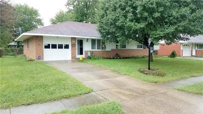 Dayton Single Family Home For Sale: 49 Brookhaven Drive