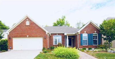 Dayton Single Family Home For Sale: 7827 Laurel Ridge Drive