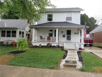 Dayton Single Family Home For Sale: 2644 Springmont Avenue