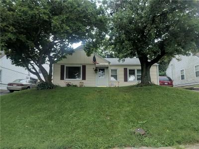 Dayton Single Family Home Active/Pending: 114 Wright Avenue
