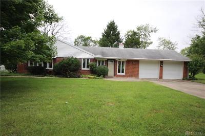 Dayton Single Family Home Active/Pending: 5095 Wheaton Street