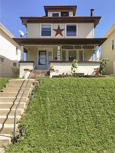 Dayton Single Family Home For Sale: 656 Saint Nicholas Avenue