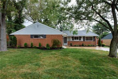 Dayton Single Family Home For Sale: 5630 Botkins Road