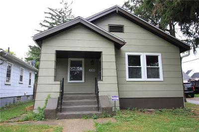 Dayton Single Family Home For Sale: 2369 Emerson Avenue