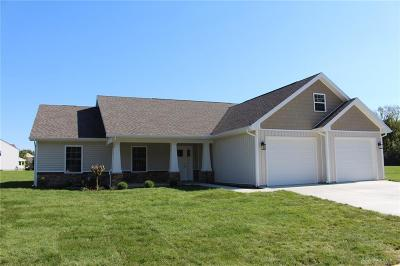 New Carlisle Single Family Home For Sale: 605 Colony Trail