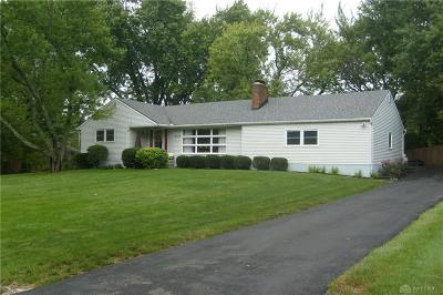 Beavercreek Single Family Home Active/Pending: 2918 Crone Road
