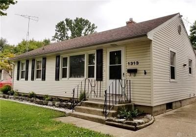 Troy Single Family Home For Sale: 1313 Sussex Road