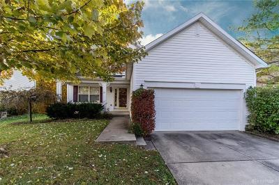 Dayton Single Family Home For Sale: 6510 Morrell Drive