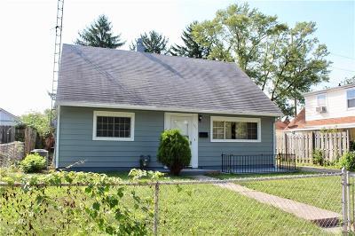 Dayton Single Family Home For Sale: 1011 Blakley Drive