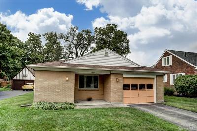 Dayton Single Family Home For Sale: 1008 Broadview Boulevard