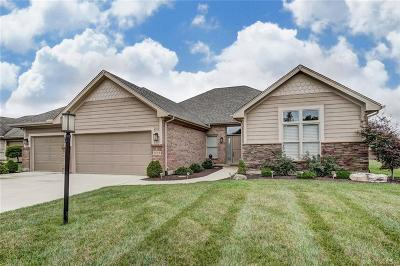 Centerville Single Family Home Active/Pending: 9519 Paragon Mills Lane