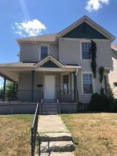 Dayton Single Family Home For Sale: 401 Deeds Avenue