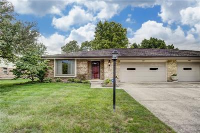 Kettering Condo/Townhouse Active/Pending: 4927 Foxdale Drive