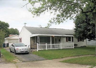 Dayton Single Family Home For Sale: 1624 Falke Drive
