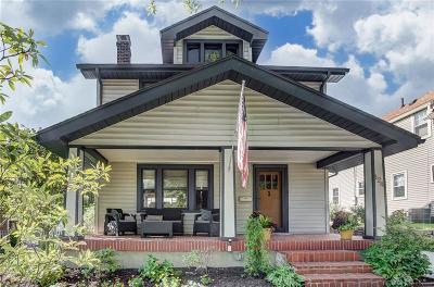 Oakwood Single Family Home For Sale: 124 Dell Park Avenue