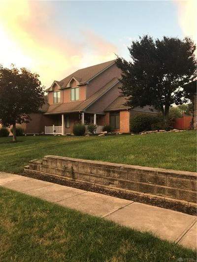 Englewood Single Family Home For Sale: 304 Pauly Drive