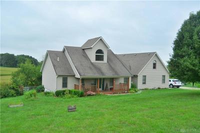 Single Family Home Active/Pending: 5097 McConkey Road