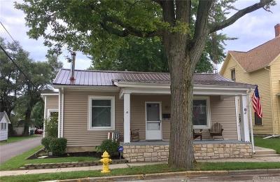 Jamestown Single Family Home Active/Pending: 8 Church Street