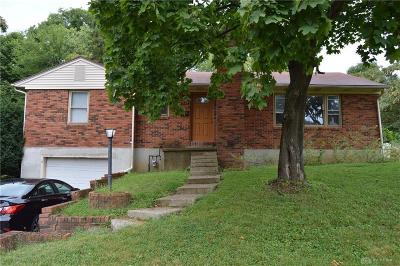 Dayton Single Family Home For Sale: 2249 Lodell Avenue