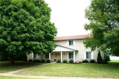 Dayton Multi Family Home Active/Pending: 1029 Princewood Avenue