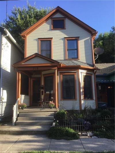 Dayton Single Family Home Active/Pending: 518 Oak Street