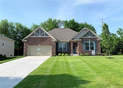 Springboro Single Family Home For Sale: 25 Cariese Drive