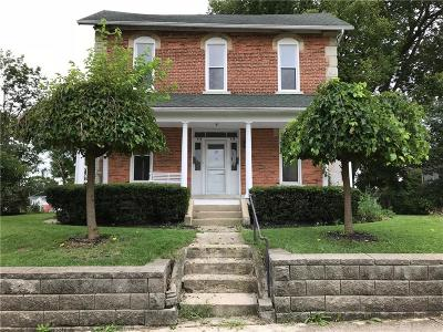 Brookville Single Family Home Active/Pending: 115 Western Avenue