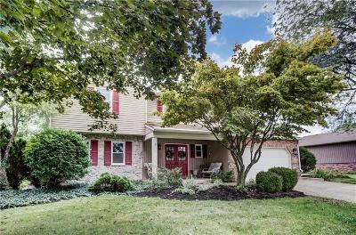 Dayton Single Family Home For Sale: 906 Ashcreek Drive