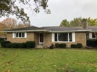 Englewood Single Family Home For Sale: 337 Magnolia Avenue