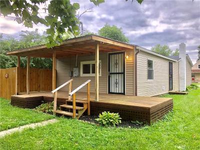 Dayton Single Family Home For Sale: 752 Sagamore Avenue