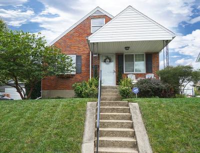 Dayton Single Family Home For Sale: 2012 John Glenn Road