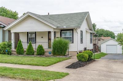 Dayton Single Family Home For Sale: 125 Northwood Avenue