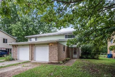 Dayton Condo/Townhouse For Sale: 3540 Valencia Street