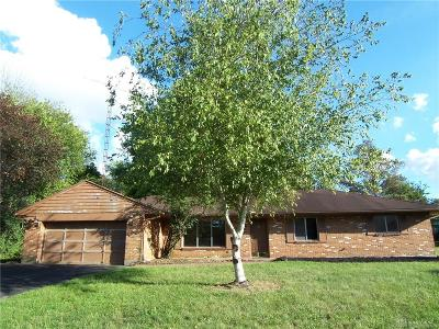 Dayton Single Family Home For Sale: 5606 Copper Court