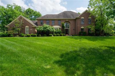 Centerville Single Family Home For Sale: 10691 Falls Creek Lane