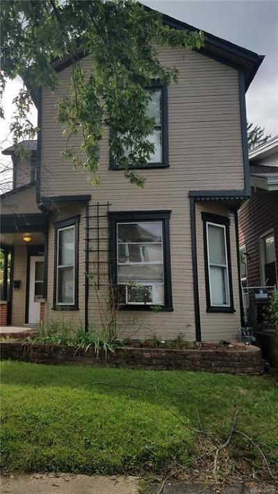 Dayton Single Family Home For Sale: 1405 Carlisle Avenue