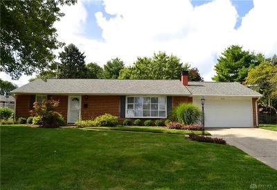Dayton Single Family Home Active/Pending: 3008 Gracemore Avenue