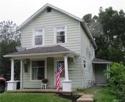 Urbana Single Family Home For Sale: 711 Russell Street