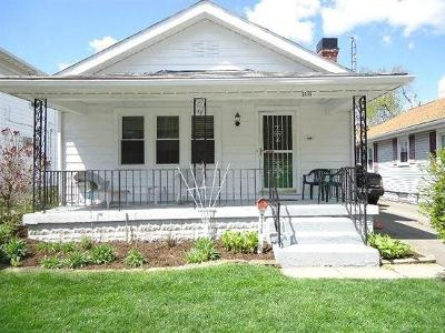Dayton Single Family Home For Sale: 2115 Revere Avenue