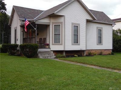 Troy Single Family Home For Sale: 523 Market Street